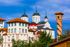 Kovilj Monastery in Fruska Gora - Serbia Stock Photos