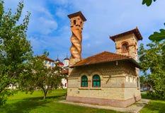 Kovilj Monastery in Fruska Gora - Serbia Royalty Free Stock Photos