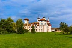 Kovilj Monastery in Fruska Gora - Serbia Royalty Free Stock Images