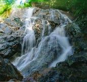 Kow Wing Waterfall Fotografering för Bildbyråer