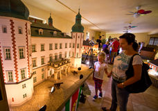 Kowary Poland - Miniature Museum Royalty Free Stock Images