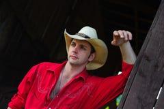 kowboj obrazy royalty free
