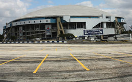 kowboja stadium Texas Obraz Royalty Free