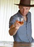 Kowbojscy mężczyzna Zdjęcie Stock