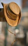 kowbojski kapelusz Obrazy Royalty Free