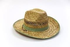 kowbojski kapelusz słoma Zdjęcie Stock