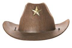 Kowbojski ` s kapelusz Fotografia Stock