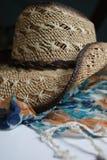 kowbojskiego kapeluszu koński przejażdżki use Fotografia Royalty Free