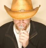 kowboju. zdjęcia stock