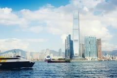 Kowloon ö arkivfoton