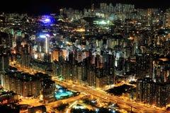 kowloon κάπου Στοκ Φωτογραφία