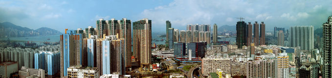 Kowloon Stock Photography