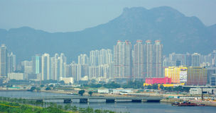 Kowloon Bay Hong Kong Stock Photo