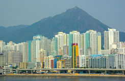 Kowloon Bay Hong Kong Stock Photography
