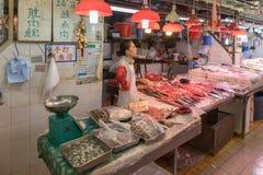 Fish Market Stall Royalty Free Stock Photo