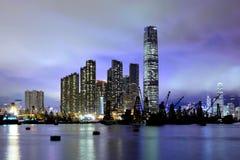 Kowloon in Hong Kong Stock Photography