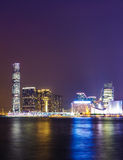 Kowloon in Hong Kong Stock Photography