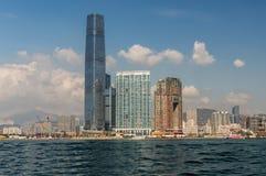 Kowloon in Hong Kong. Panorama of Kowloon in Hong Kong Stock Photography