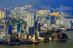 Kowloon island, hong kong Royalty Free Stock Photography