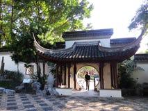 Kowloon Izolował miasto parka Fotografia Royalty Free
