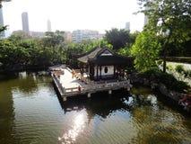 Kowloon Izolował miasto parka Zdjęcia Stock
