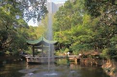 Kowloon Park Hong Kong. People visit Kowloon Park in Hong Kong Royalty Free Stock Photo