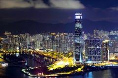 Kowloon peninsula in Hong Kong Royalty Free Stock Image