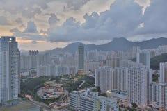 Kowloon side in Hong Kong Stock Photos