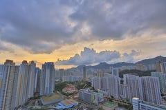 Kowloon side in Hong Kong Stock Photo