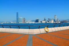 Kowloon skylines, hong kong Stock Image