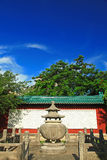 Koxinga Shrine - Historic Site of Tainan Stock Photography