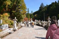 Koyasan всемирное наследие Япония Стоковые Фото
