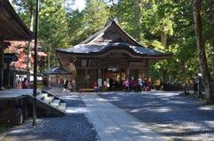 Koyasan всемирное наследие Япония Стоковая Фотография