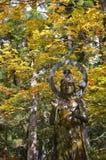 Koyasan el patrimonio mundial Japón Fotografía de archivo