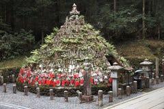 Koyasan - Japan Arkivbild