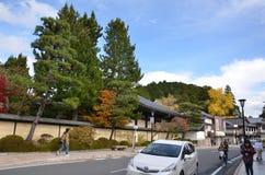 Koyasan le patrimoine mondial Japon Photographie stock
