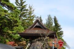 Koyasan o patrimônio mundial Japão fotografia de stock royalty free