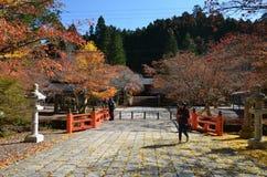 Koyasan światowe dziedzictwo Japonia Fotografia Stock