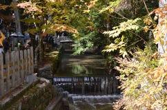 Koyasan światowe dziedzictwo Japonia Zdjęcia Stock