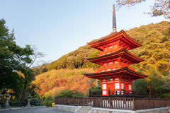 Koyasu Pagoda - Kyoto Japan Stock Photos