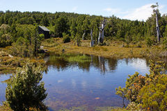 Kołysankowa góra NP, Australia Fotografia Stock