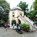 Koza Han στο Bursa Στοκ φωτογραφίες με δικαίωμα ελεύθερης χρήσης