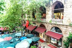 Koza Han στο Bursa Στοκ φωτογραφία με δικαίωμα ελεύθερης χρήσης