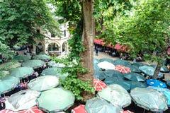 Koza Han in Bursa Lizenzfreies Stockfoto