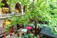 Koza Han em Bursa Foto de Stock