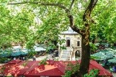 Koza Han em Bursa Fotos de Stock