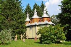 Kozacki kościół Obraz Royalty Free