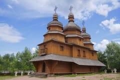 Kozacki kościół przy Mamai ugodą Zdjęcia Royalty Free