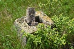 Kozak grav Fotografering för Bildbyråer