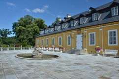 Kozel castle in Plzen region Stock Photos